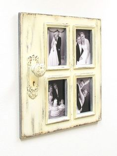 shabby chic door frame