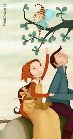 Valeria Docampo illustrator from Argentina