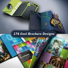 The 174 Coolest Brochure Designs for Creative Inspiration We've collected a huge variety of brochure design inspiration from different industries to help spark your creativity. Brochure Design Inspiration, Creative Inspiration, Design Ideas, Design Poster, Book Design, Graphic Design, Print Design, Healthy Food List, Healthy Recipes