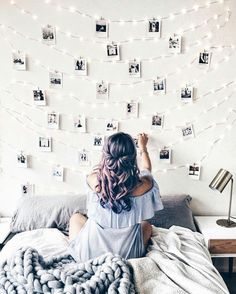49 Easy and Cute Teen Room Decor Ideas for Girl - wohnideen wohnzimmer - Dorm Room