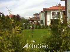 #Segment w okolicach Łomianek z dużym, urządzonym #ogrodem. #Bezpośrednio od #dewelopera.
