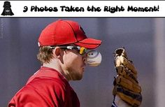 9 Photos Taken at the Exact Right Moment