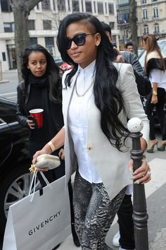 have i pinned cassie yet?? Her style is so hot! 22-26 inch extensions are in stock now 6246114