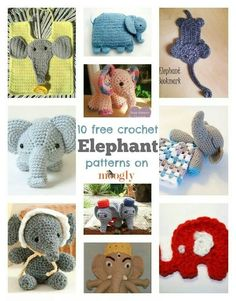 Elephants... how cute!!!
