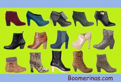 How to wear ankle boots - fashion tips - http://www.boomerinas.com/2012/09/29/how-to-wear-ankle-boots-with-skinny-jeans-leggings-or-shorts-older-women/
