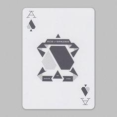 Fandangled Playing Cards #aceofspades