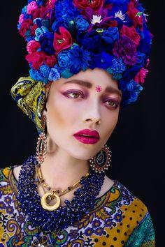 des artistes recréent des couronnes de fleurs traditionnelles slaves  2Tout2Rien