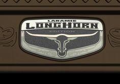 Dodge Ram Laramie Longhorn edition--LOVE   # Pin++ for Pinterest #