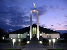 LDS Temple in Freiberg, Germany
