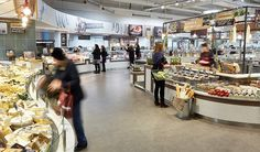 Fast track development for new SuperValu 'food festival' store - Retail Design World