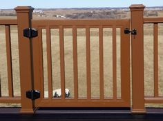 Testimonials - Trex Custom Deck Gates / Located in Rockland County, NY / Pet Gates / Dog Deck Gates / Pet Deck Gates / Azek / Timbertech / Fiberon / Veranda