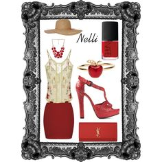 """Nelli"" by magiccili on Polyvore"