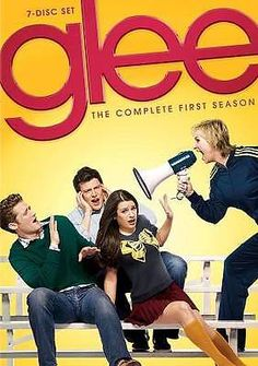 nice Glee The Complete First Season (DVD 2010 7-Disc Set) - For Sale