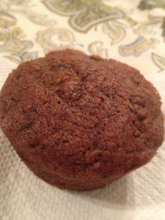 Hives in the Kitchen: Allergy Free Chocolate Chip Zucchini Muffins