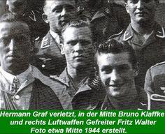Luftwaffengefreiter Fritz Walter 1943