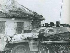 Sd.Kfz. 250/12 Ausf. A leichter Messtruppanzerwagen