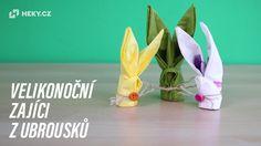 https://www.heky.cz Vytvořte si velikonoční dekoraci z papírových, či látkových ubrousků. Více na... https://www.heky.cz/2016/03/velikonoc...