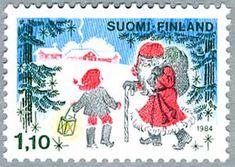 ◇Finland  1984