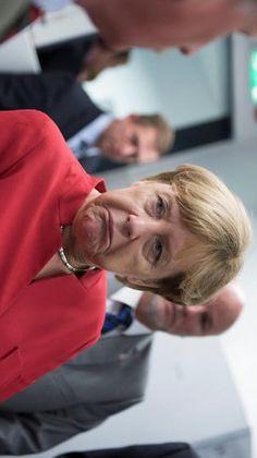 Merkels heikle Wahl