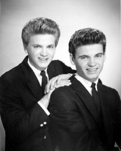 "My brother introduced me to Rock & Roll with the, Everly Brothers, ""Wake Up Little Susie"" was my favorite!"