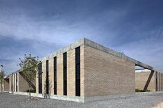 """Escola """"Nuevo Continente"""",© Onnis Luque"""