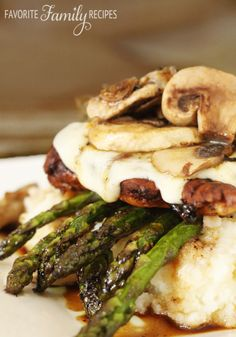 Tofu and Asparagus with Lemongrass Rub   Cooking Inspiration and Meal ...