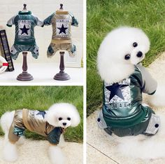 L-78 2016 New Design Pet Clothes Costume Apparel Dog Jumpsuit Pants Dog T-shirt Puppy Winter Autumn Coat Jacket Hoodies 1PC