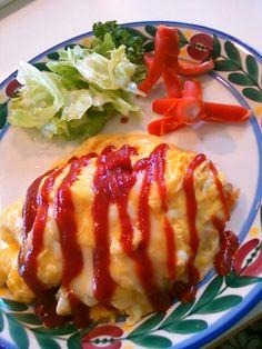 Omelette Rice/Symphony