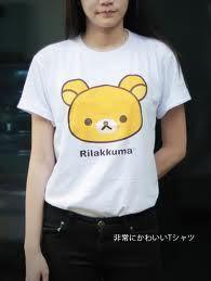 rilakkuma shirt