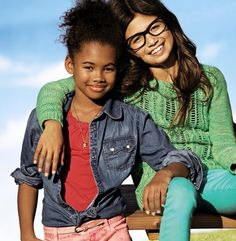 GapKids - Future so bright Spring 2013