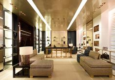 Chanel flagship store by Peter Marino, London