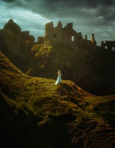 """Castle On The Hill - <a href=""""http://www.tjdrysdale.com/finearttutorial""""> Learn my editing techniques! </a>   In this 1hr tutorial, I'll discuss some of the tips and tricks I've discovered in Photoshop to give photos a cinematic/artistic feel! You won't be disappointed!    Model: Victoria Yore"""
