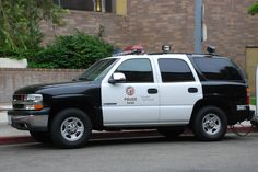 https://flic.kr/p/d1eci5 | Los Angeles Police Dept. | Chevrolet Tahoe in downtown Los Angeles.