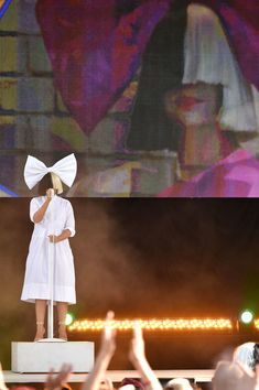 Sia Photos - Sia Performs on ABC's 'Good Morning America' - Zimbio