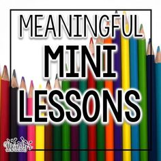 Tips for making the mini lesson short and meaningful Readers Workshop, Writer Workshop, Math Workshop, Kindergarten Lessons, Math Lessons, Curriculum Planning, Lesson Planning, Teaching Jobs, Teaching Ideas