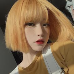 Asian Short Hair, Girl Short Hair, Japonese Girl, Horse Girl Photography, Korean Girl Photo, Hair Reference, Grunge Hair, Portrait Inspiration, Girl Face