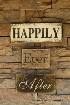 Happily ever after. #HelloBrown