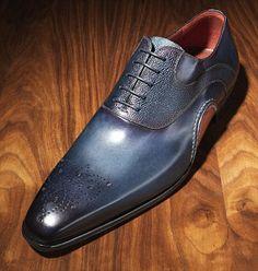 Magnanni - Rafael's shoes. Ooooh.
