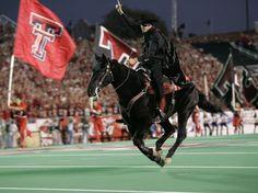 Texas Tech University...Masked Raider