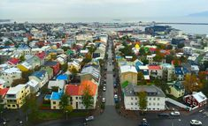 30 Fantastic Photos from Iceland to Inspire Your Next Trip Ancient Greek City, Iceland Photos, Amazing Destinations, Colorful Houses, House Colors, Natural Beauty, Street View, Europe, The Incredibles