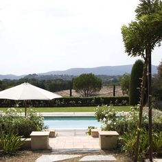 Pool | French country home | country home | House tour | PHOTO GALLERY | 25 Beautiful Homes | Housetohome