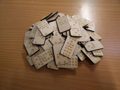 Domino Generator - Mexican Train by Noloxs - Thingiverse