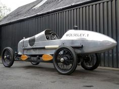 1921 Wolseley Ten Race Evocation For Sale (picture 6 of 6 Old Race Cars, Vintage Race Car, Cars Motorcycles, Cars For Sale, Cool Cars, Automobile, War, Grand Prix, Vehicles