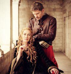 Jaime & Cersei Lannister - game-of-thrones Fan Art