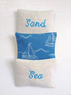 Handmade Beach Sea Sun Sand Sailing Boat by NellysLittleGifts, €20.00