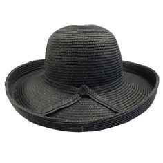 Medium Sewn Braid Kettle Brim