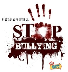"""""""STOP BULLYING"""" by therealmadhatter ❤ liked on Polyvore"""