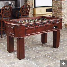 Merveilleux Classic Foosball Table