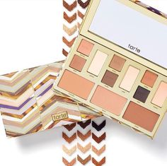 On my list......Tarte's new Shape and Contour Palette