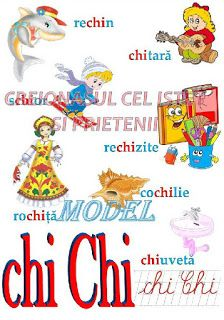 Creionasul cel istet si prietenii: Grupurile de litere COD 28 Learning The Alphabet, Montessori, Map, Activities, Bebe, Location Map, Maps